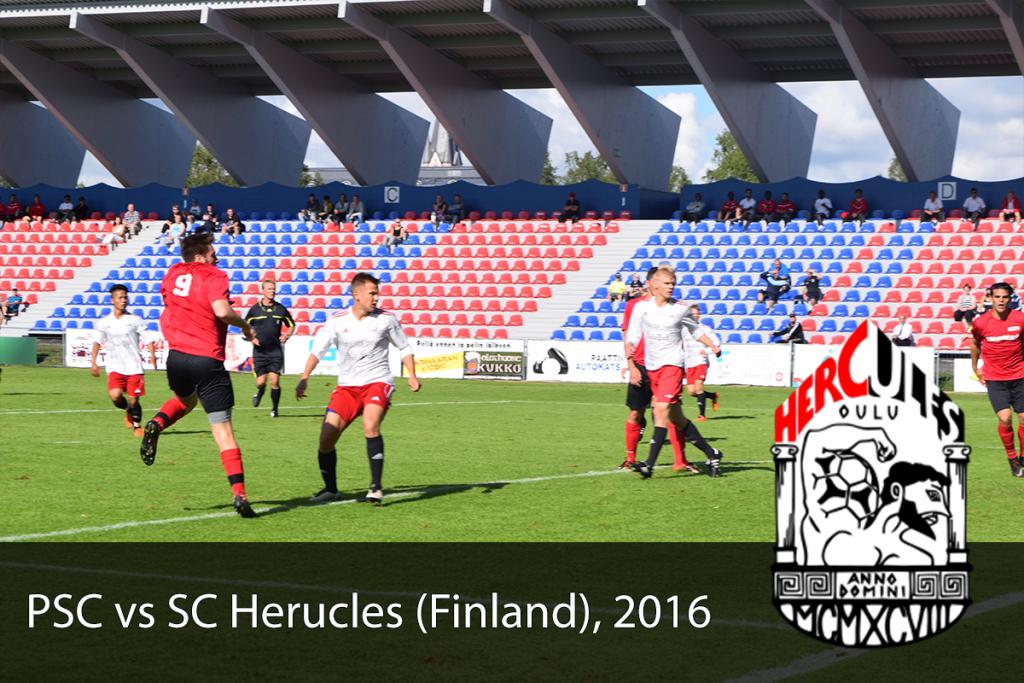 European Soccer Trial: Finland