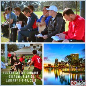 Orlando Pro Soccer Tryout Florida PSC Soccer