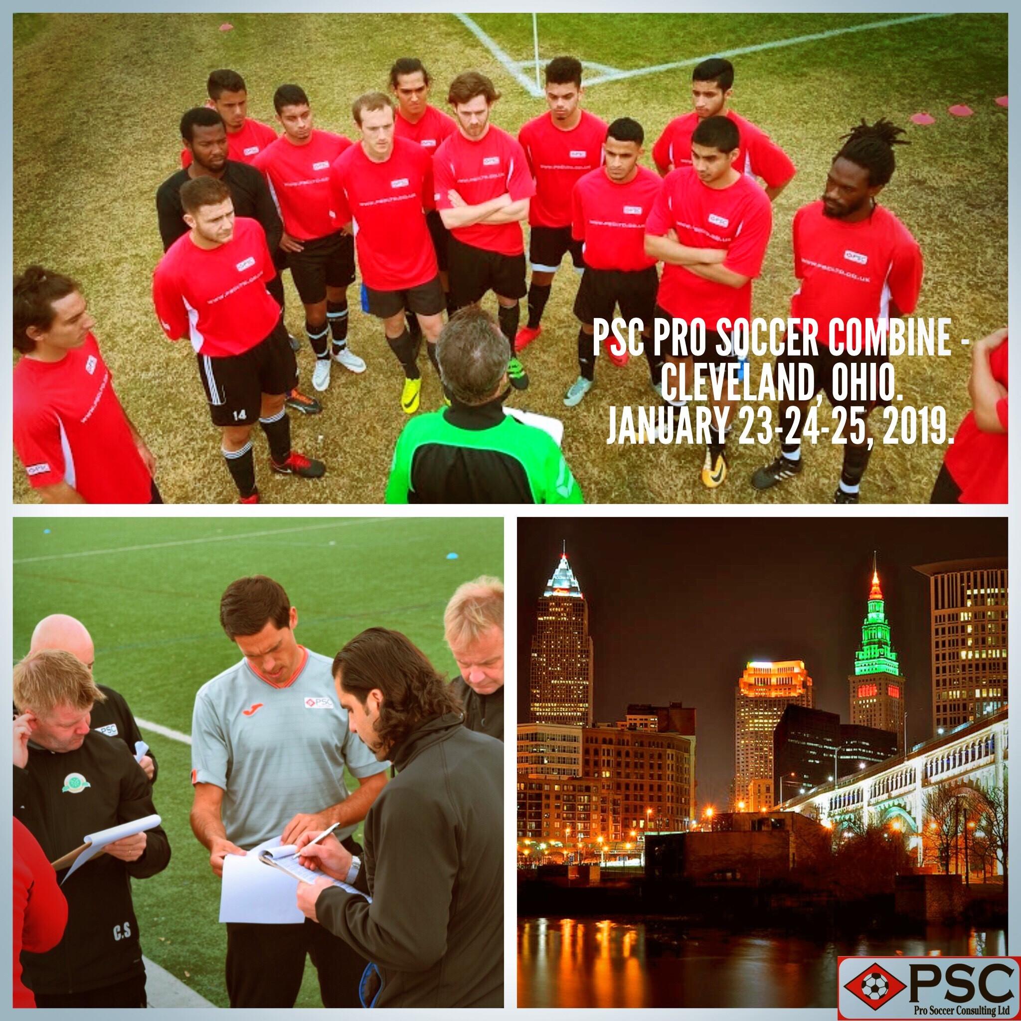 Ohio Pro Soccer Tryout Cleveland PSC Soccer