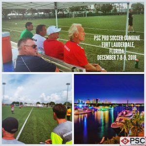 Florida Pro Soccer Tryout Fort Lauderdale PSC Soccer