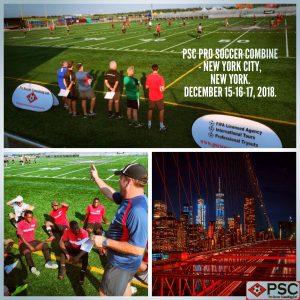 New York Pro Soccer Tryout PSC Soccer